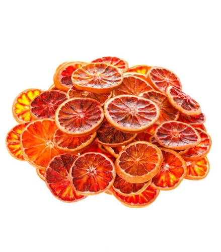 All Natural Dried Red Orange Whole Slices Dried Fruit by NATURAL MOREISH