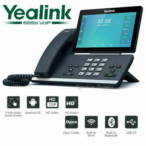 Yealink SIP-T58A - HD Android Video Phone without Camera