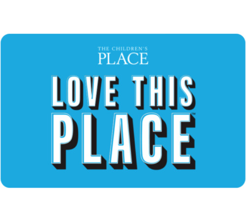The Children's Place Gift Card $25, $50, or $100 - email delivery