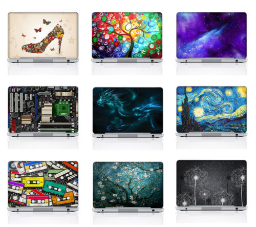 """2020 High Quality Laptop Notebook  Skin Sticker Decal Cover For 10"""" - 17"""""""