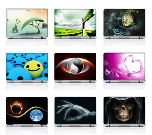 """2020 High Quality Laptop Ultrabook Skin Sticker Decal Cover For 15"""" to 15.6"""""""