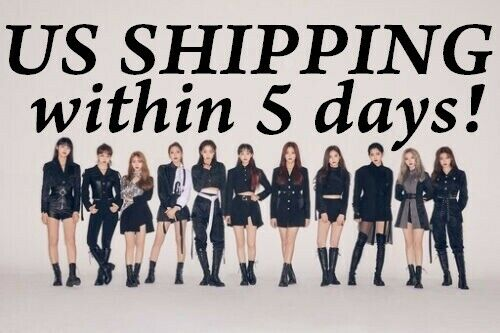 US SHIPPING Monthly Girl Album SELECT CD+PhotoBook+Card