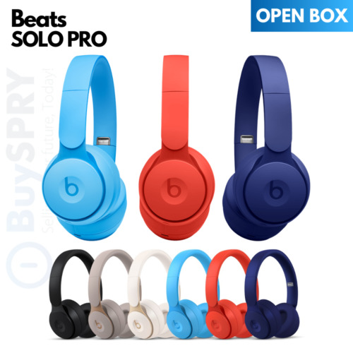 Beats by Dr. Dre 🍎 Solo Pro Wireless Noise Cancelling Headphones 🎧