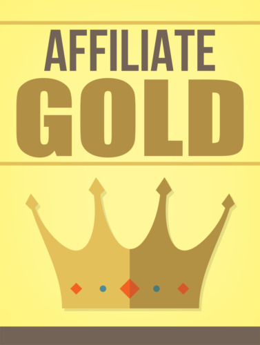 Affiliate Gold eBooks (eBook-PDF file) with Resell Rights Free Shipping Great!