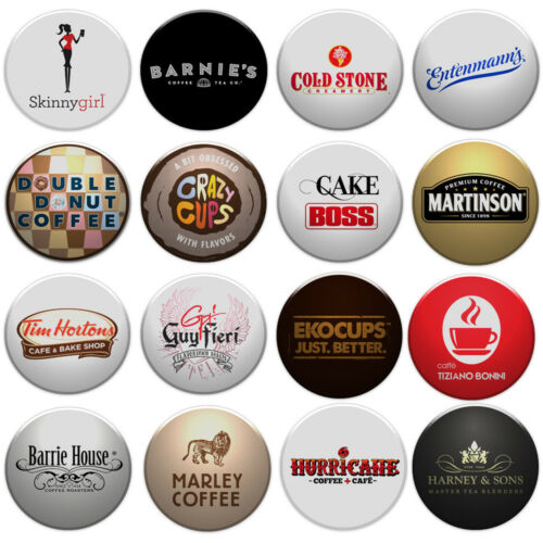 Coffee K-Cup Sampler Packs Choose from Bold, Flavored, or Regular! 80 Ct.