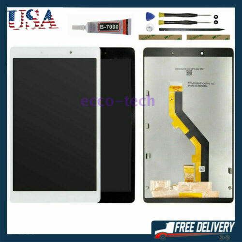 LCD Display Touch Screen Replacement For Samsung Galaxy Tab A 8.0 2019 SM-T290