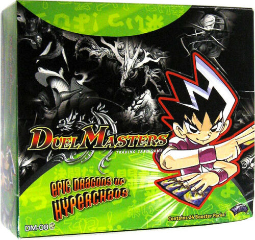 Duel Masters TCG - Epic Dragons of Hyperchaos DM-08 Cards - You Choose