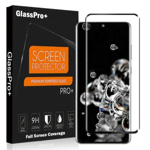 For Samsung Galaxy S20 FE S21 Plus Ultra S10 S9 Tempered Glass Screen Protector