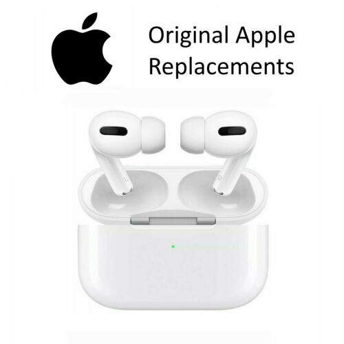 Genuine Apple AirPods Pro Replacement Left, Right OR Both Side OR Charging Case
