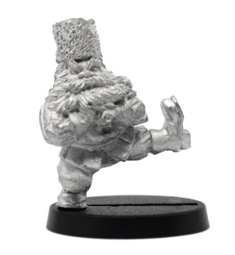 Male Dwarven Dancer, for 28mm Scale Table War Games - Stonehaven Miniatures
