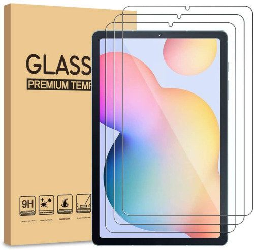"""3Pack Tempered Glass Screen Protector For Samsung Galaxy Tab S6 Lite 10.4"""" P610"""