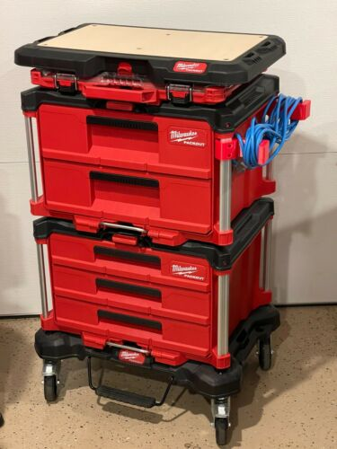 Extension Cord Organizers for Milwaukee PACKOUT Toolboxes