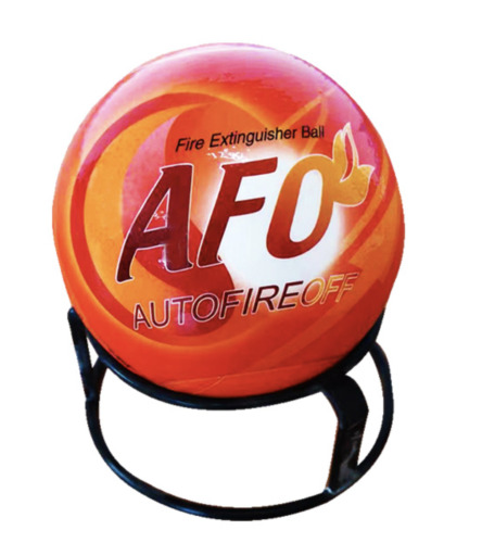 Alamo Fire Extinguisher Ball - Abc Multipurpose Dry Chemical Fire Extinguisher