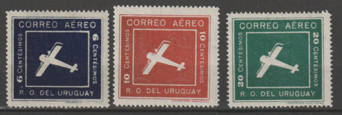 URUGUAY C4-6 LH. SCV 11.00 FOR HINGED.