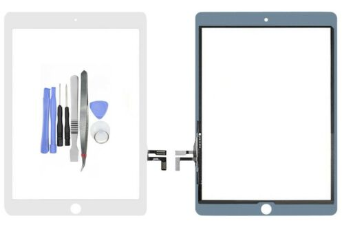 iPad 5th Gen 2017 Ver. A1822 A1823 Touch Screen Digitizer Replacement + Tools