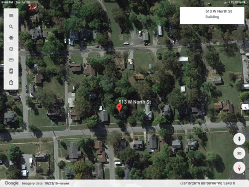House for sale 513 W North St Grayville Ill 62844