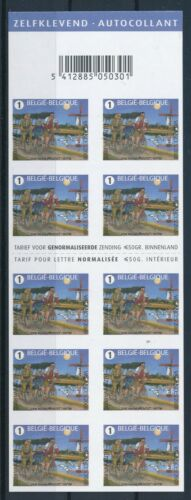 [G11016] Belgium 2008 Holiday good sheet very fine imperf