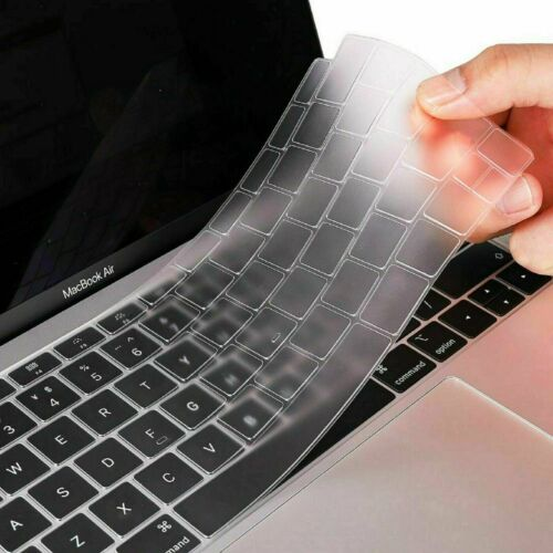 Soft Silicone Keyboard Cover Skin for Apple MacBook Pro Air  - 2016-2020 Models