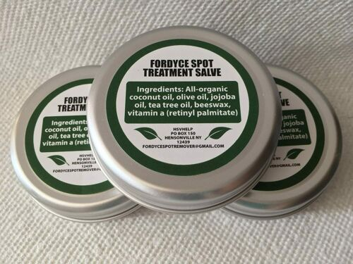 FORDYCE SPOTS TREATMENT REMOVAL CREAM - Men & Women Safely Improves Appearance