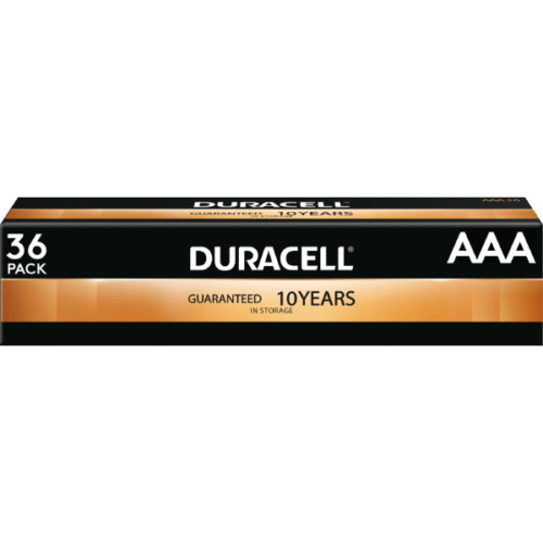 36 Count Duracell AAA Alkaline Batteries March 2030 $17.97 Free Shipping