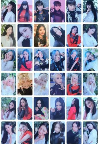 Everglow Last Melody Photocards