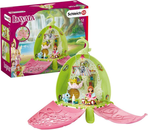 Schleich bayala, 11-Piece Playset, Fairy Toys for Girls and Boys 5-12 years old