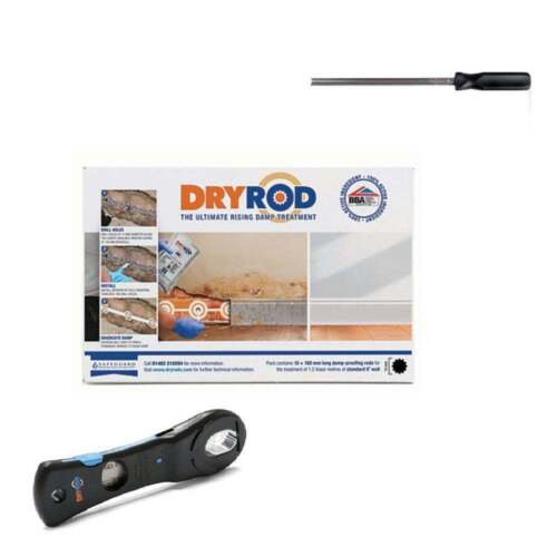 Dryrod Damp Proofing - Mulit Listing   Dryrod Cutter   Clearing Tool   10 / 50