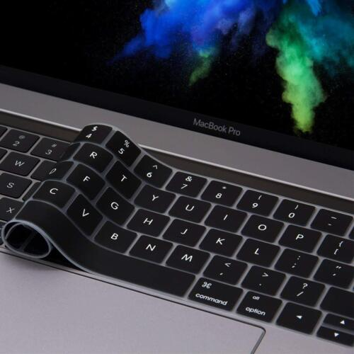 LENTION Ultra Thin Keyboard Cover Skin for New MacBook Pro 13/15 2019-2018-2017