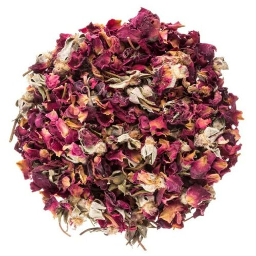 Rose Petals Red & Buds Dried ~ Rosa canina ~ 100% Premium
