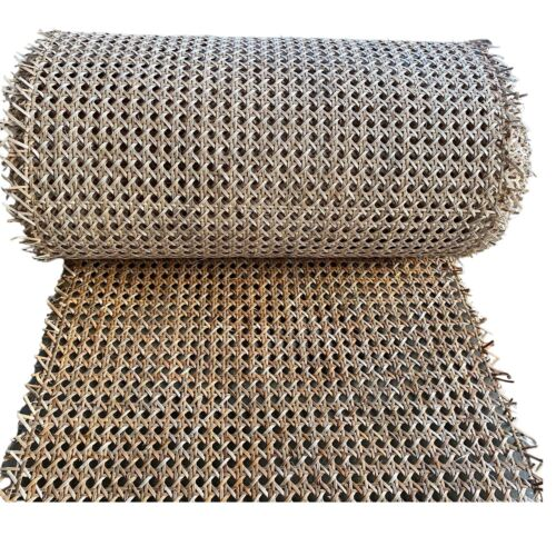 """19"""" Width, Hexagon Natural Rattan Cane, Caning chair, Cane Webbing"""