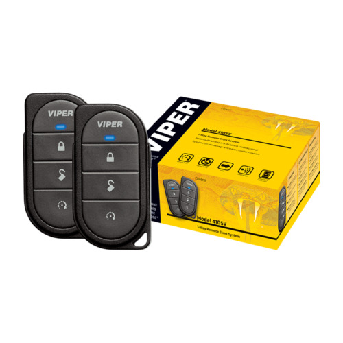 NEW Viper 4105V Keyless Remote Start System with Two 4-Button Controls