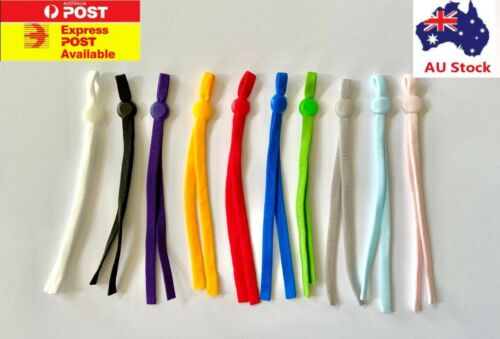 Elastic Cord for Face Mask-Elastic with adjustable piece for DIY face mask