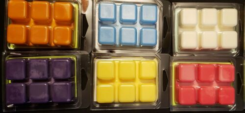 Wax Melts Tarts 2.5oz Max Scented 100% Soy Wax Buy 4 Save 25% Pick your Scent