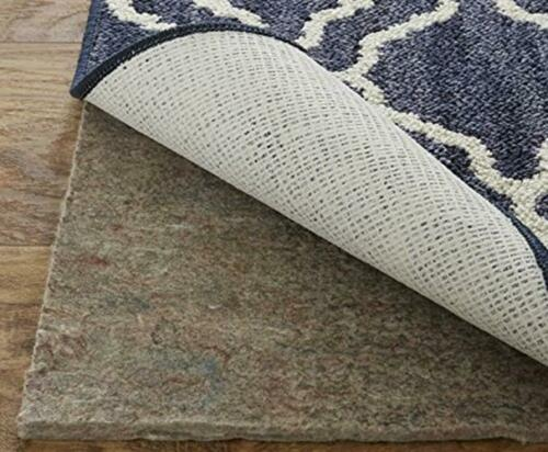 """Mohawk Home Dual Surface Felt and Latex Non Slip Rug Pad, 1/4""""  Assorted Sizes"""