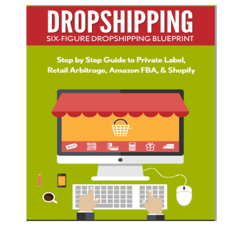 Dropshipping Six-Figure Dropshipping Blueprint Step by Step Guide to Private Lab