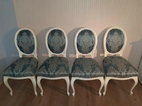 Set Medallions 6 chairs