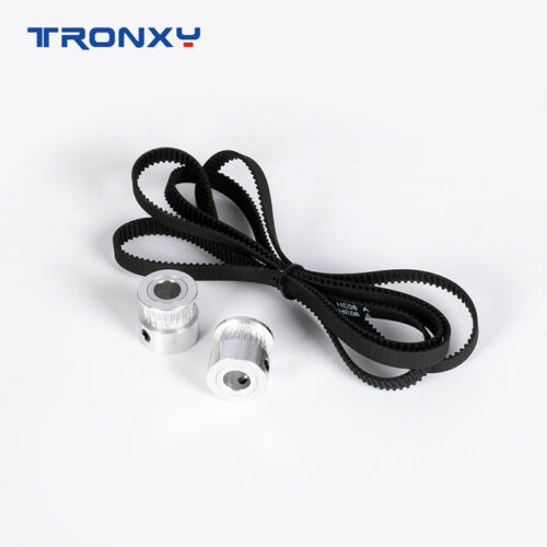 Tronxy Z-axis Timing Belt Adjuster Synchronous Wheel + Belt For X5SA / 400 / 500