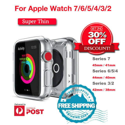 For Apple Watch Screen Protector for Series 6/5/4/3/2 SE iWatch 44/40/42/38mm