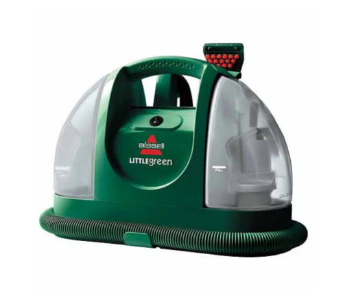BISSELL Little Green Portable Spot and Stain Cleaner, 1400M - NEW