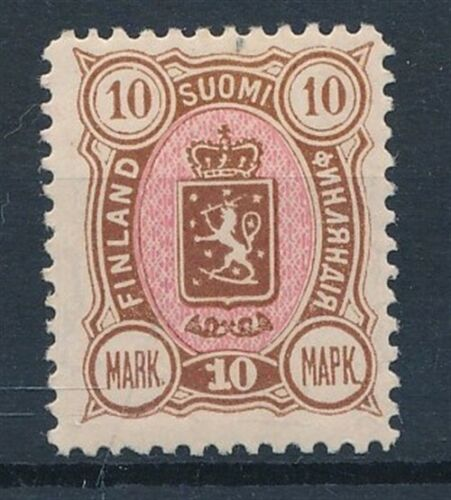 [33248] Finland 1889/95 Good stamp Very Fine MH