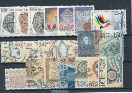 [33267] Finland Good lot Very Fine MNH stamps