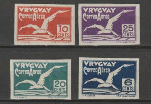 URUGUAY C10-3 LH. SCV 11.00 FOR HINGED.