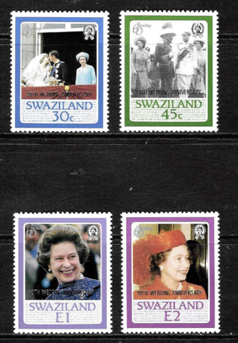 Swaziland .. Mint Collection .. 5232
