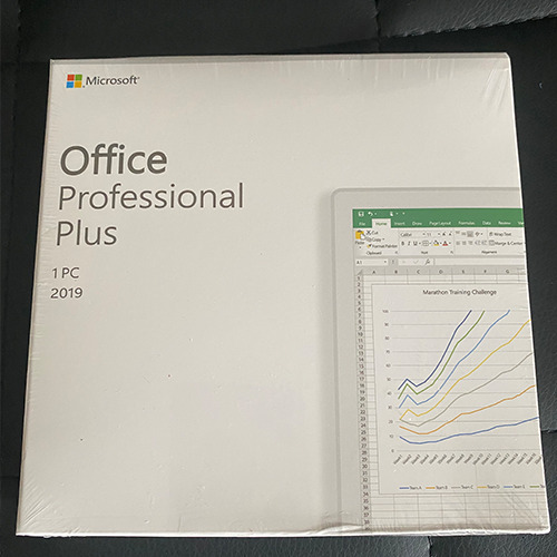 Microsoft Office 2019 Professional Plus For Windows PC Sealed Authentic Genuine