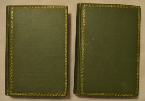 c1890 The ESSAYS of RALPH WALDO EMERSON  IN 1&2 Series T.Y.CROWELL & CO ( B1)