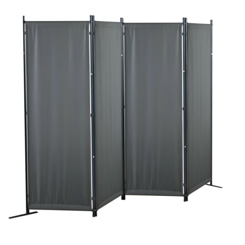 Folding Room Dividers 4 Panels Privacy Screens Home Office School Decor Dividers