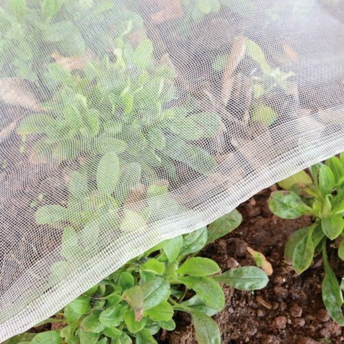 Mosquito Garden Bug Insect Netting Garden Netting Barrier Plant Mesh Many Size