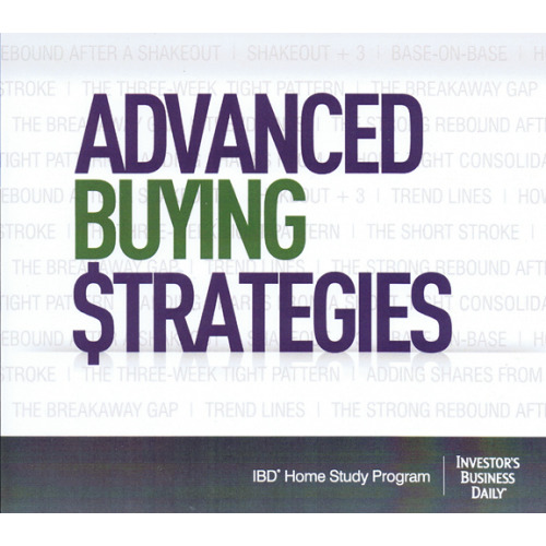 IBD  Investor's Business Daily Advanced Buying Strategies Home Study Course