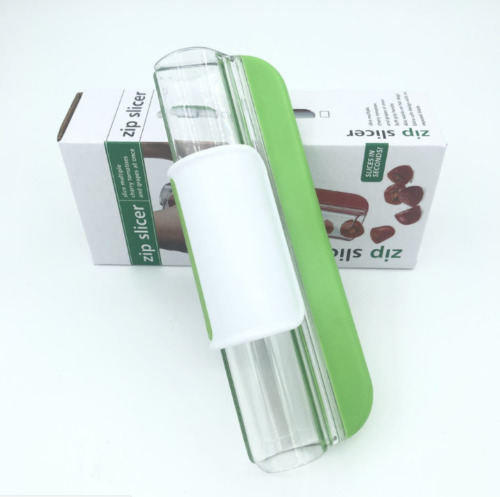 Easy Vegetable Cutter Grape Cutter Small Tomatoes Cutter Kitchen Accessories