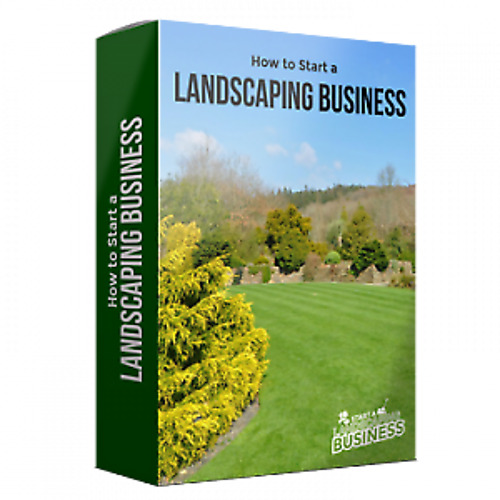 How to start a Lawn Care  Lawn mow Landscaping Business